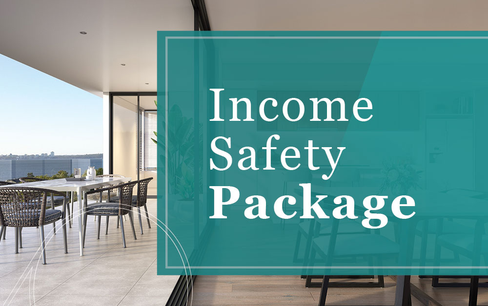 paradiso income safety package