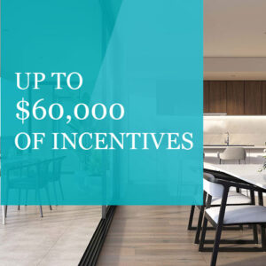 stamp duty rebate off the plan apartments