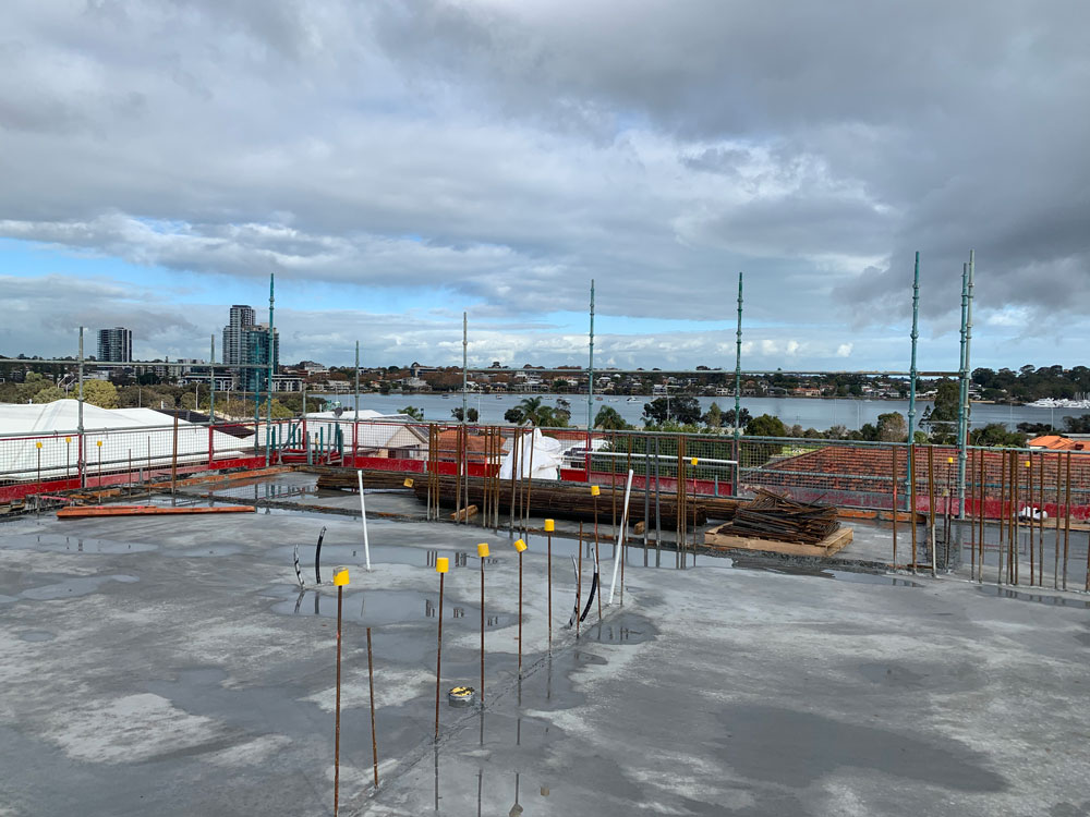 June Construction Update - Paradiso Apartments